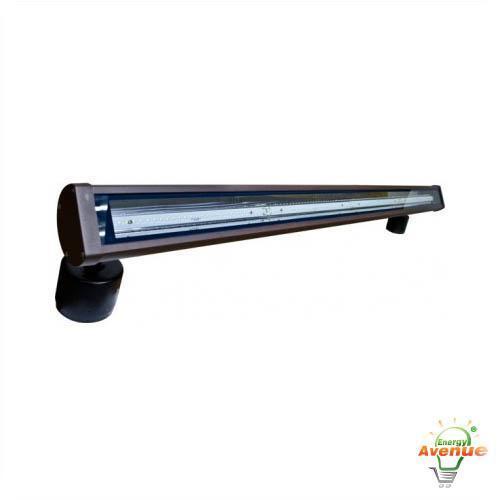 dabmar df led9402 bz led sign light fixture 37 5 watt 120v
