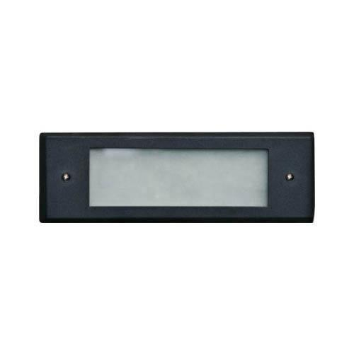 Dabmar Lv Led614 B Led Step Light 6 4 Watts 12v Black