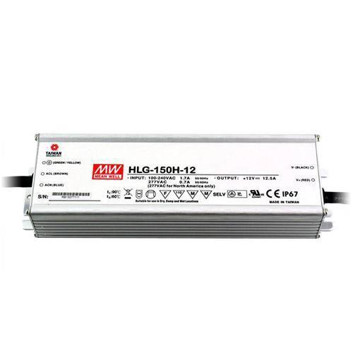 Mean Well - HLG-150H-12 - 150W LED Driver
