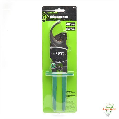 GreenLee 759 Cable Cutter Energy