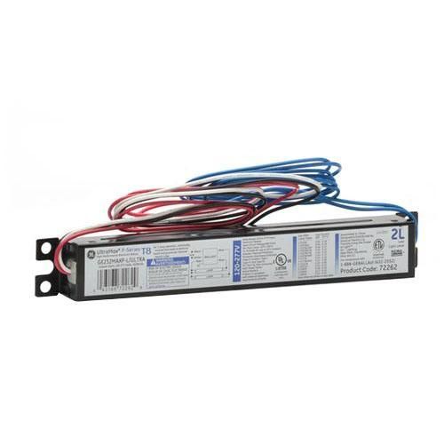 GE 72262 GE232MAXP-L/ULTRA - 120-277 Volts Fluorescent Ballast