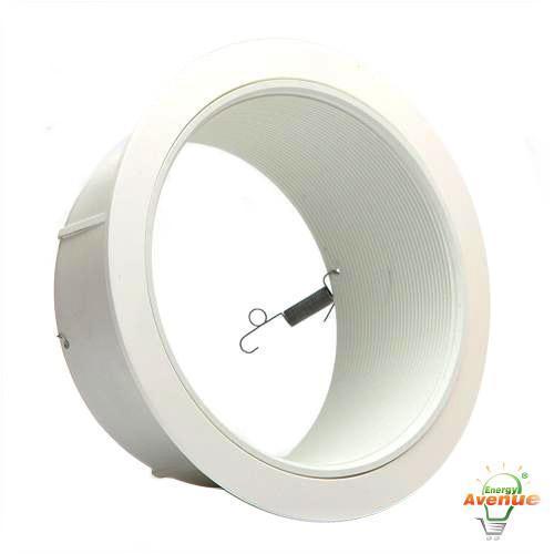 Cooper Lighting 410W - 6inch White Trim Ring