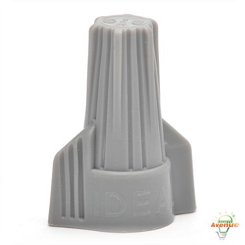 ideal 30 342 gray twist on electrical wire connectors