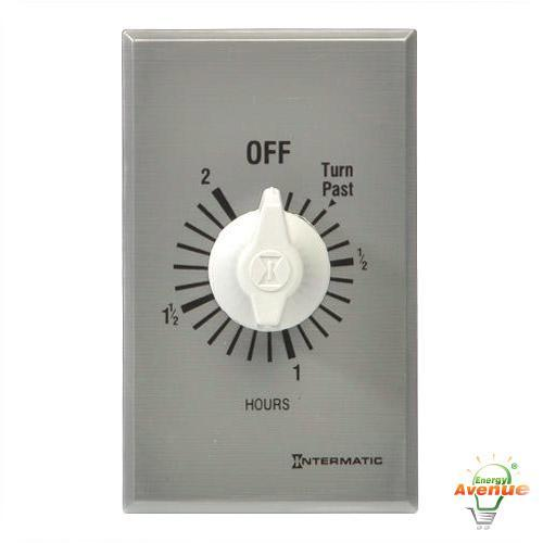 Iff H on Intermatic Wall Timer Switch