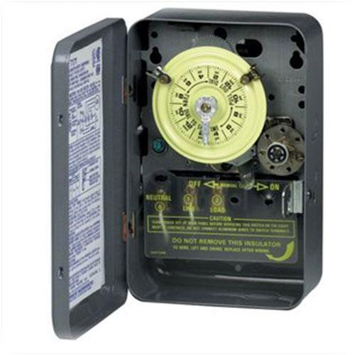 Intermatic - T103 - Heavy Duty Mechanical Time Switch
