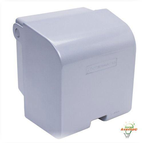 Intermatic - WP1250MXD - Vertical Mount Extra Duty Weatherproof Receptacle Cover