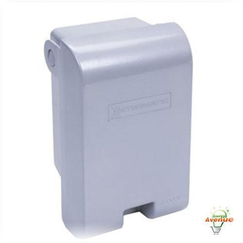 Intermatic - WP3110MXD - Vertical Mount Extra Duty Weatherproof Receptacle Cover