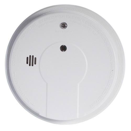 Kidde i12040 21006378 - 120VAC Hardwired Interconnect Smoke Alarm with Hush™