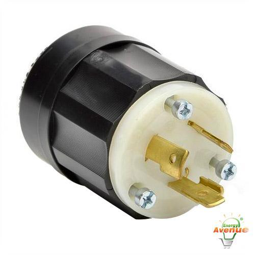 Leviton - 2311 - Twistlock Plug