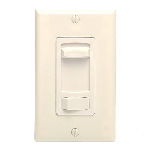 Lutron - CTCL-153P-WH - Skylark - CL Dimmer -- Single Pole / 3-Way - 150 Watt CFL/LED or 600 Watt Incandescent/Halogen - 120V - White Finish