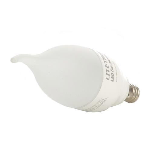 Litetronics - LD0528FR2D - LED CA11 Decorative LED - 25 Watt Incandescent Equivalent