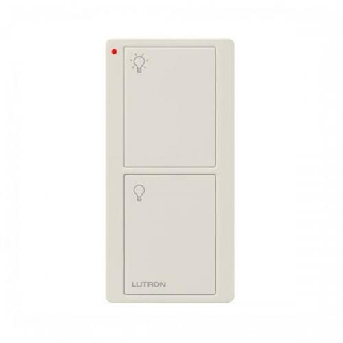 Lutron Pjn 2b Gla L01 Pico Remote Control Light Almond 2
