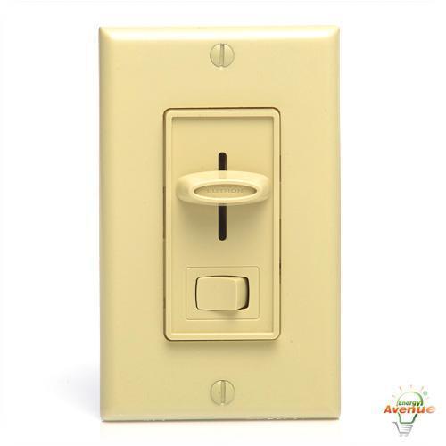 lutron sfsq lf iv skylark quiet 3 speed fan control light switch. Black Bedroom Furniture Sets. Home Design Ideas
