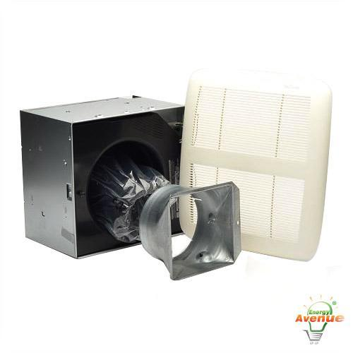 Nutone - RN110 - Bathroom Fan - Ultra Pro Series -- 110 CFM Single-Speed - Energy Star Rated