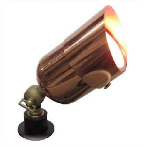 Orbit industries c101 natural copper solid copper hooded for Bullet landscape lights