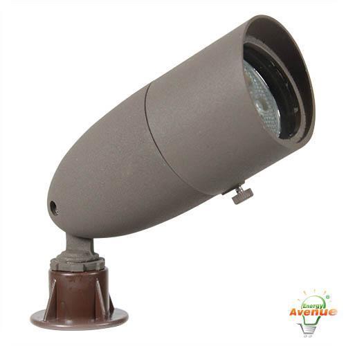 Orbit Industries - L1071-BK-6-CW - LED Bullet Light - Black