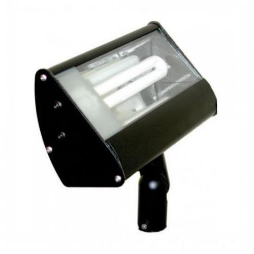 Orbit Industries - S613-GN - Green Aluminum Compact Fluorescent Flood Light Fixture