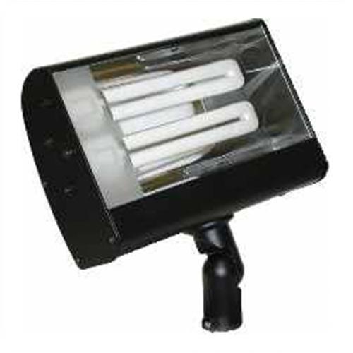 Orbit Industries - S626-GN - Green Aluminum Compact Fluorescent Wide Flood Light Fixture