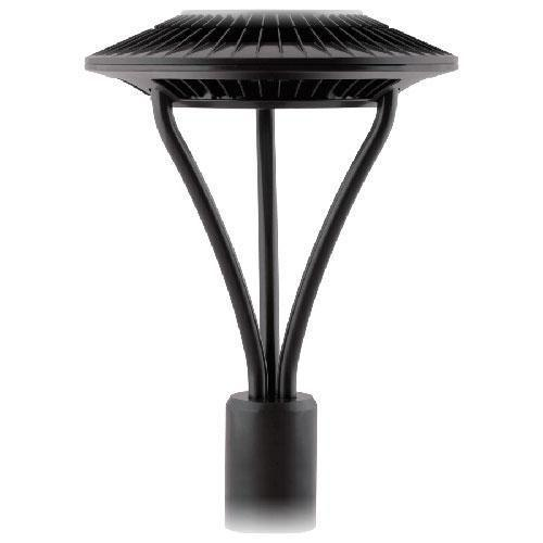 rab lighting aled5t52 led post top area light 52 watt. Black Bedroom Furniture Sets. Home Design Ideas