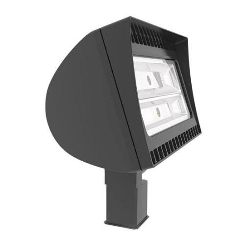 Rab Led Post Light: RAB Lighting FXLED78SFY LED Flood Light Fixture 78 Watt