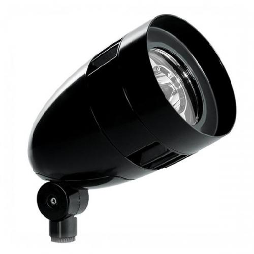 Rab Led Light Pole: RAB Lighting HBLED13B LED Flood/Spot Light Fixture 13 Watt