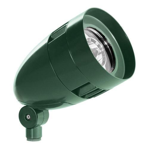 RAB Lighting HBLED13VG LED Flood Spot Light Fixture 13 Watt 5000K Green Ene