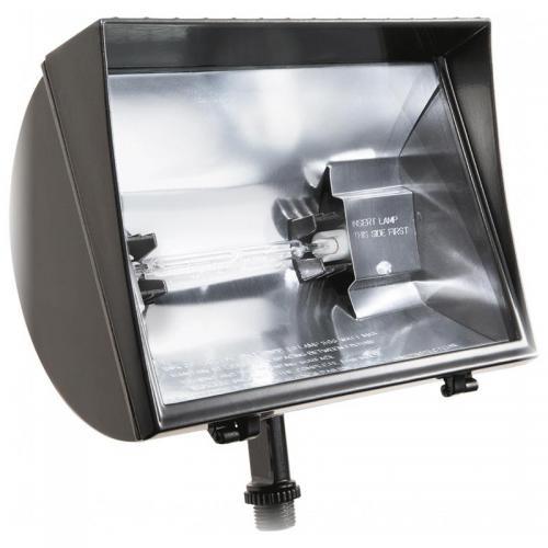 rab lighting qf500f quartz halogen flood light 500 watt. Black Bedroom Furniture Sets. Home Design Ideas