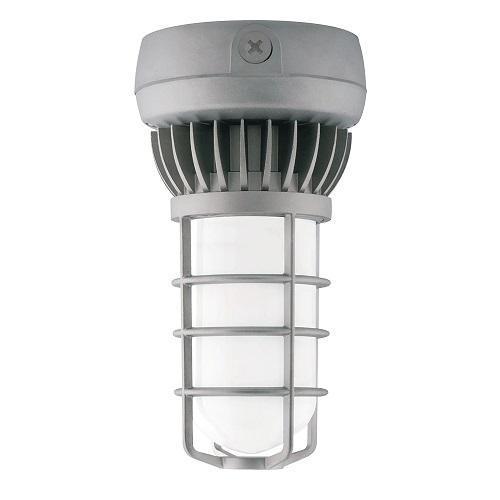 rab lighting vxled13dg led vapor proof ceiling fixture 13 watt. Black Bedroom Furniture Sets. Home Design Ideas