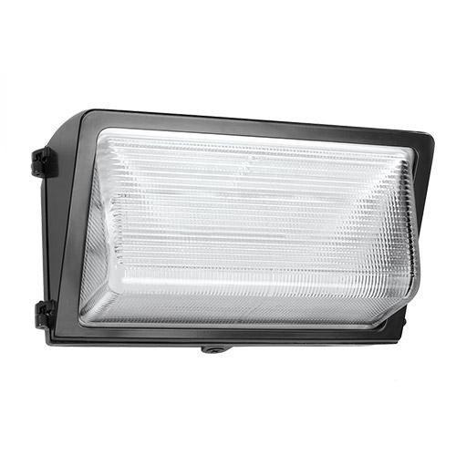 Color 1103827 RAB Lighting WPLED3T150YW//PC2 Ultra High Output//High Efficiency 150W LED Wallpack Standard Type Warm 3000 K