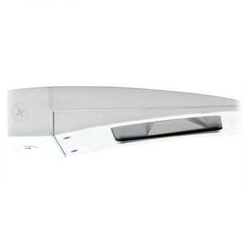 rab lighting wpled10yw led wall pack 10 watt 3000k white