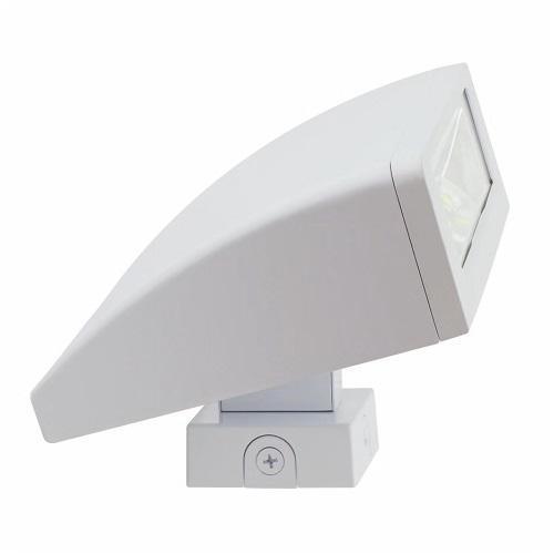 rab lighting wpled52w led wall pack 52 watt 5000k white