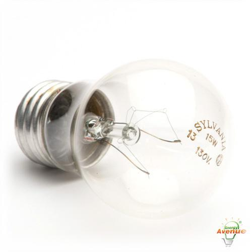 sylvania 15a15cl 130v a15 clear light bulb - A15 Bulb
