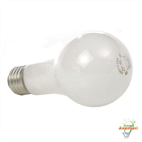 sylvania 18060 50 150a21 w rp 120v soft white 3 way light bulb 50 100 150 watt a21 energy avenue. Black Bedroom Furniture Sets. Home Design Ideas