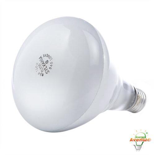 Sylvania - 15292 - 65BR/FL 130V - Incandescent Frosted BR40 Flood Lamp