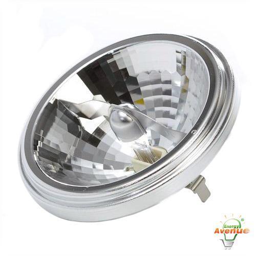 Sylvania 55123 75ar111 Fl25 12v Tungsten Halogen Ar111 Flood Lamp