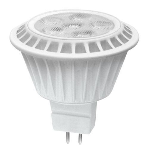 TCP Lighting - LED712VMR16V24KFL - Dimmable MR16 LED - 50 Watt Halogen Equivalent