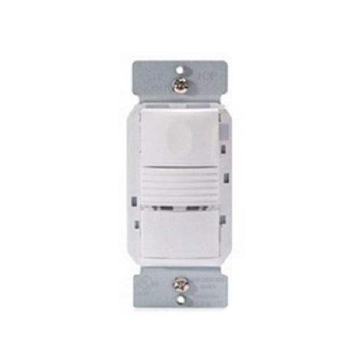 Wattstopper Occupancy Sensor Ceiling: WattStopper PW-302 Passive Infrared Dual Relay Wall Switch