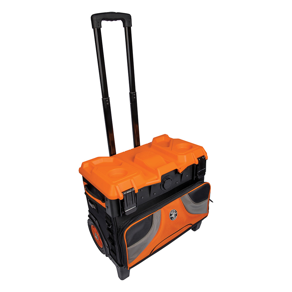 Klein 55473rtb 19 Pocket Rolling Tool Bag