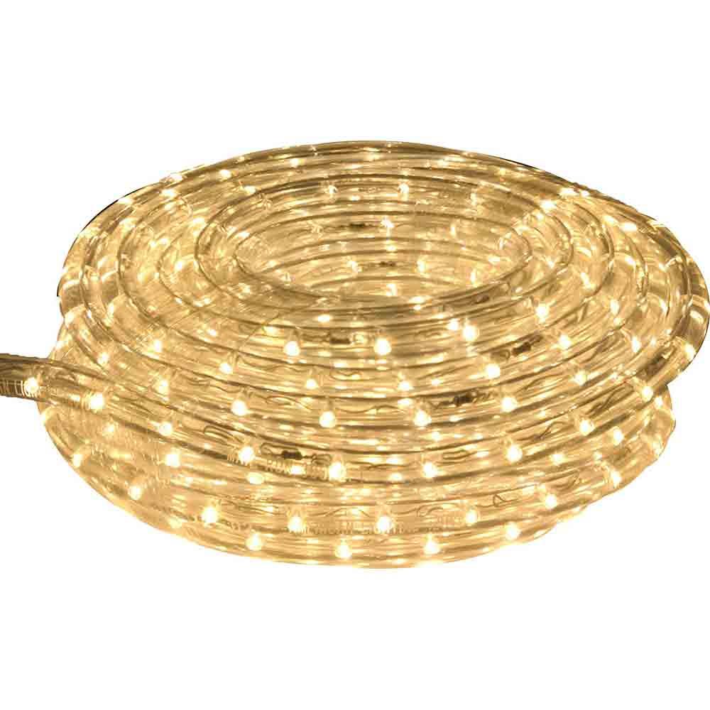 American Lighting Lr Led Ww 3 1w Ft 3ft Led Rope