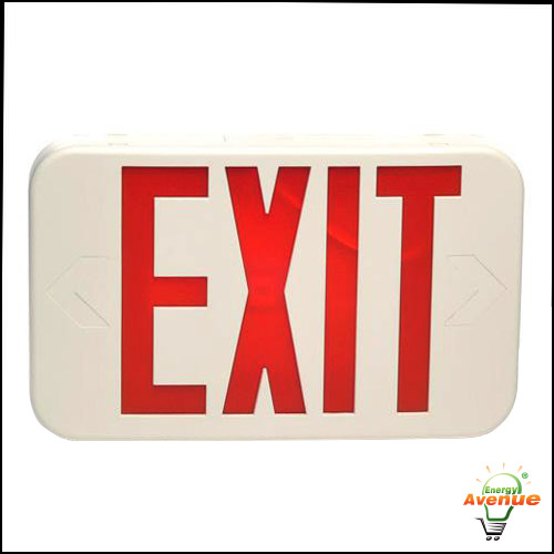 Cooper Lighting Apx7r Led All Pro Exit Sign