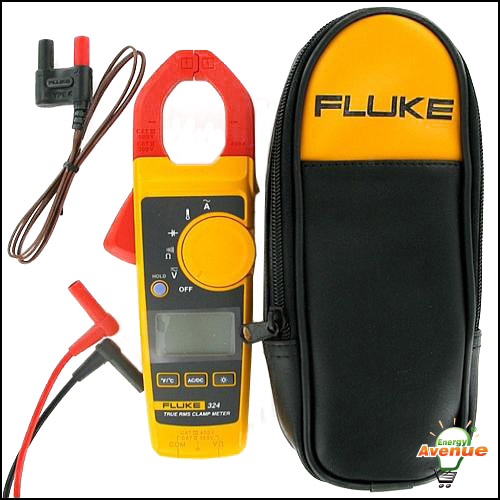 Fluke - FLUKE-324 - True-rms Clamp Meter