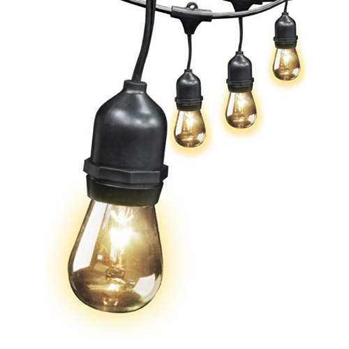Feit Sp72041 10 Socket 30 Ft String Light Set 11w Per Socket Energy Avenue