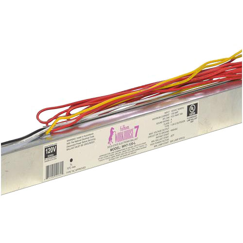 fulham wh7 120 l fulham electronic fluorescent ballast instant start