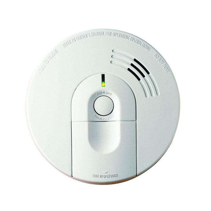 4  Kidde KN-COSM-IBA Smoke /& Carbon Monoxide Alarm Wire-In AC w//Battery Backup