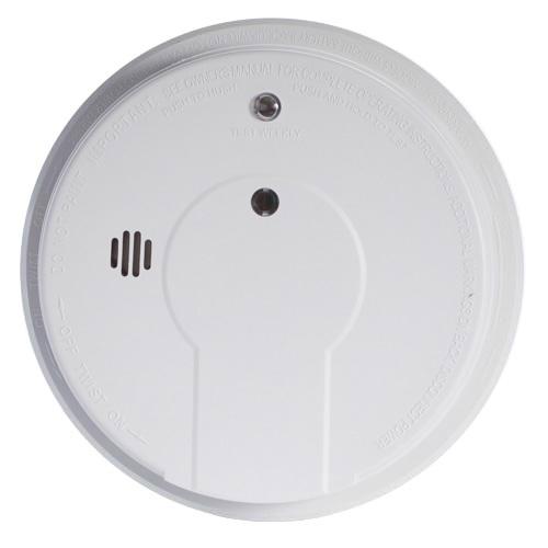 Kidde I12040 21006378 120vac Hardwired Interconnect Smoke Alarm