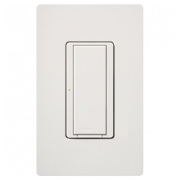 Lutron Wireless Switch >> Lutron Mrf2s 6ans Wh Vive Maestro Wireless Switch