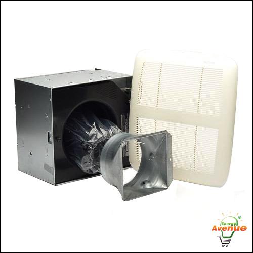 Nutone RN110 Bathroom Fan Ultra Pro Series 110 CFM Single ...