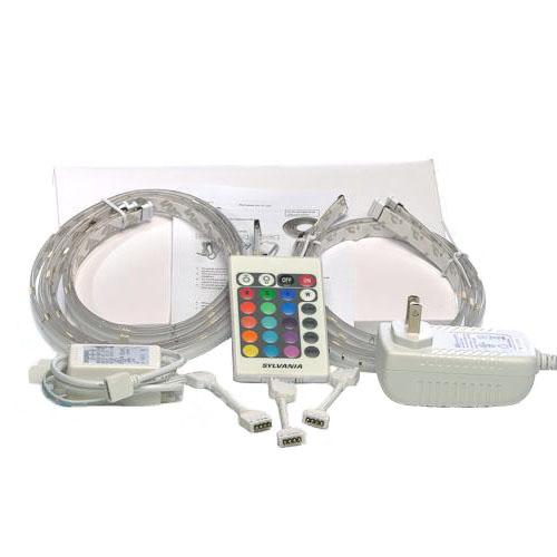 Sylvania 72347 Led Mosaic Flexible Light Starter Kit With Remote