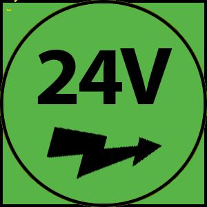 Output Voltage: 24V