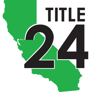 California Title 24: Yes